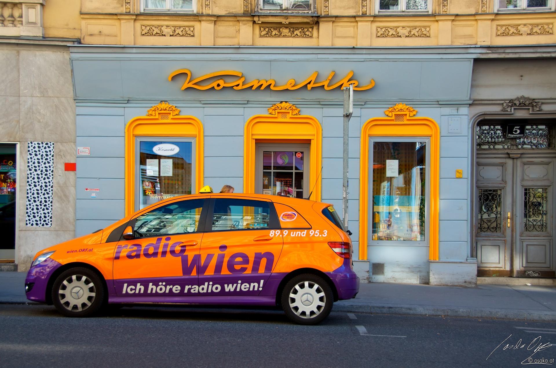 Radio Wien Kosmetik
