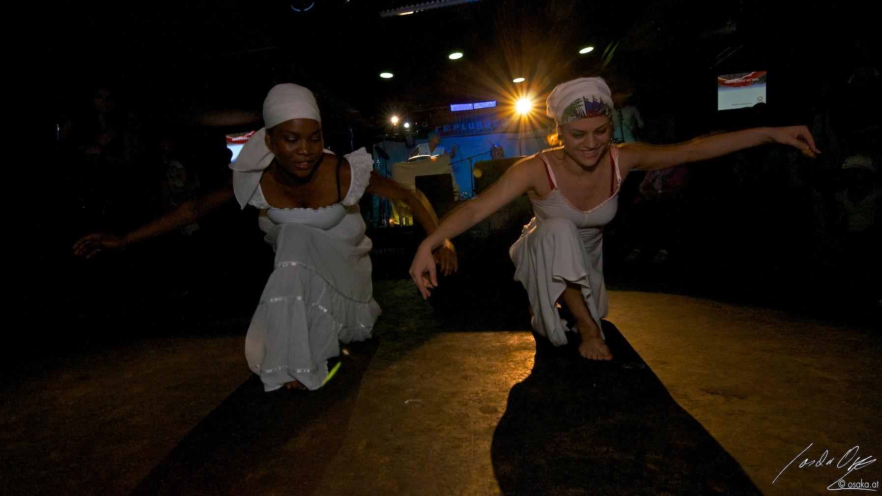 Der Ruf der Corn Lanbi - Ein haitianisches Ritual