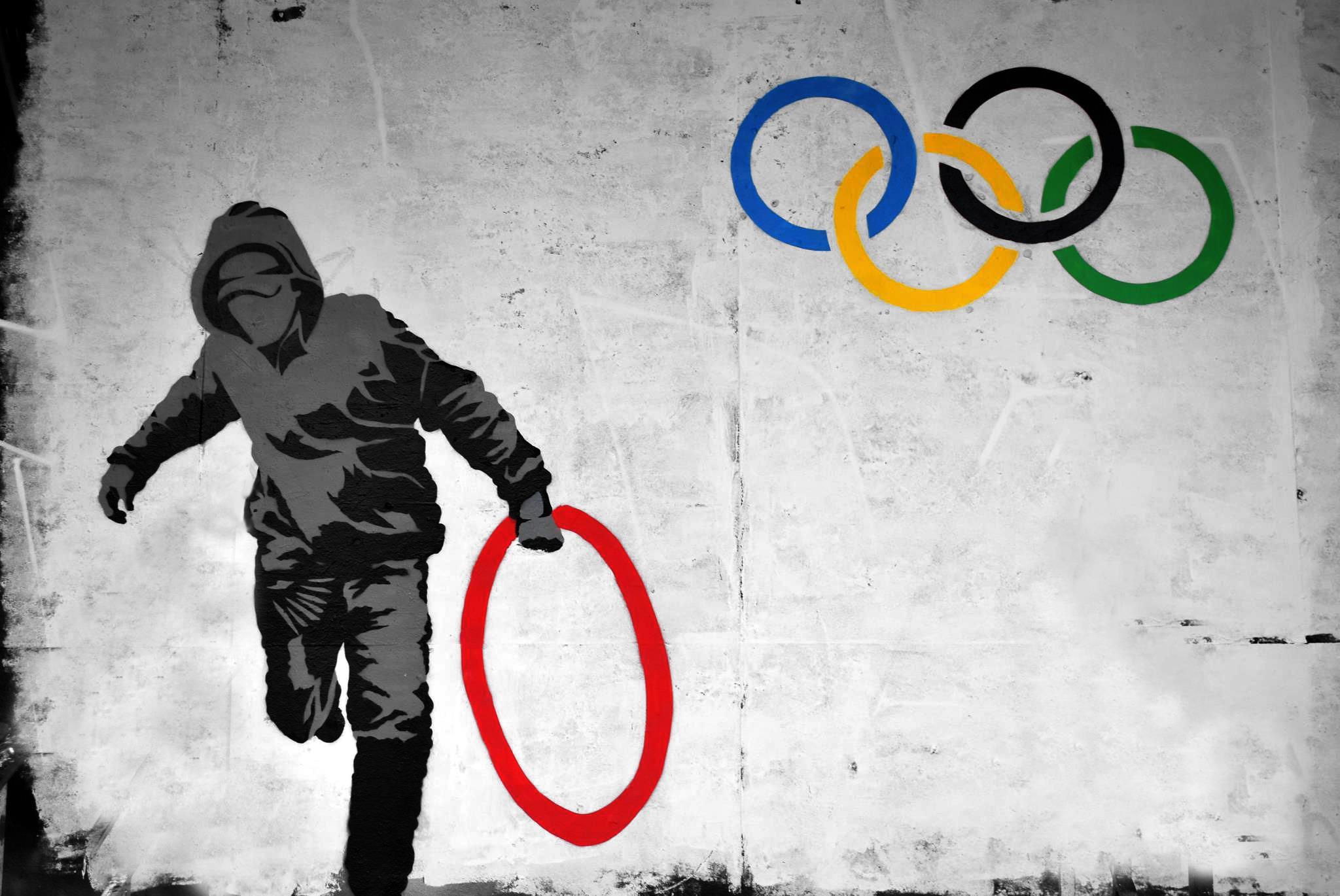 Olympics©CriminalChalkist
